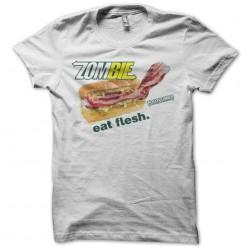 Tee shirt Subway parodie...