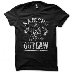 tee shirt samcro outlaw...