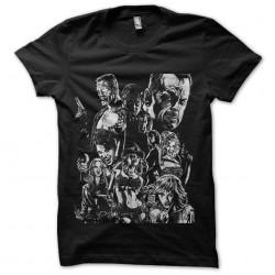 t-shirt sin city comics...