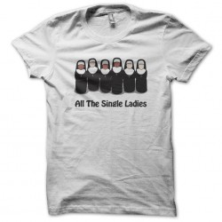 tee shirt all The single...