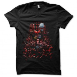 t-shirt daft punk super...