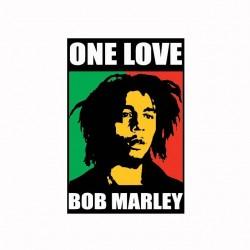 Tee shirt Bob Marley One...