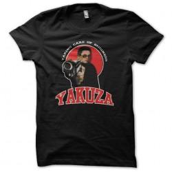 Yakuza t-shirt taking care...