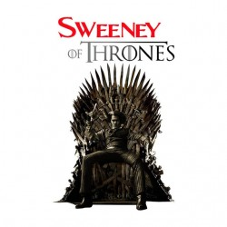 sweeney of thrones t-shirt...