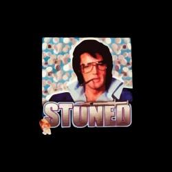 Tee shirt Elvis Presley défoncé  sublimation