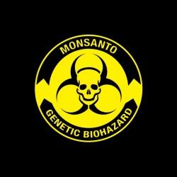 Monsanto black sublimation t-shirt