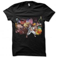 t-shirt street fighter...