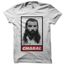 Tee shirt Chabal parodie...