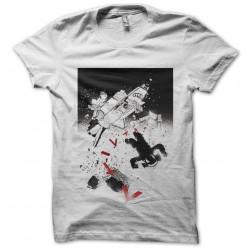 tee shirt gravity  sublimation