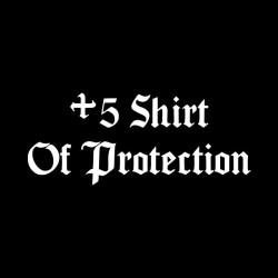 shirt 5 shirt of protection black sublimation