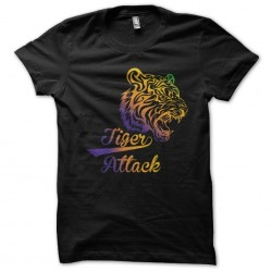 tee shirt tiger attack...