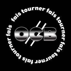 OCB t-shirt make black sublimation