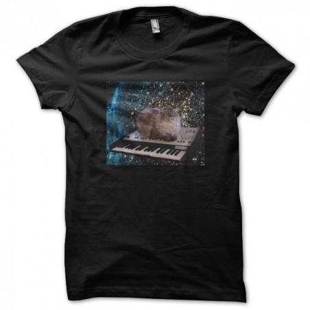 Tee shirt space cats, chats de l'espace  sublimation