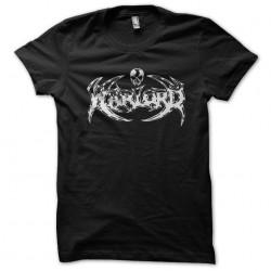 t-shirt wariord black...