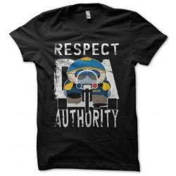 Respect My Authority...