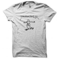 tee shirt Thrasher...
