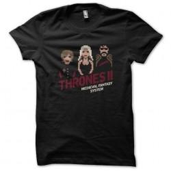 tee shirt Thrones II...