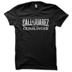 t-shirt call of juarez...