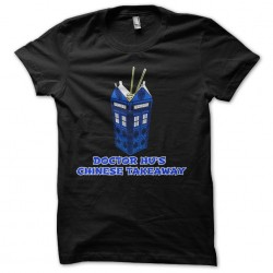 doctor hu's t-shirt parodie...