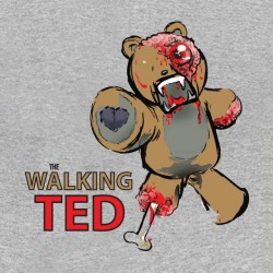 tee shirt the walking ted l ours terrible sublimation