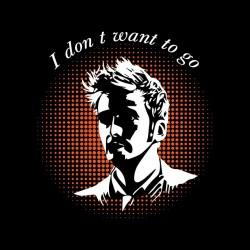 doctor shirt who portrait black sublimation