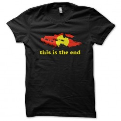 tee shirt this is the end...