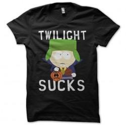 tee shirt Twilight Sucks...