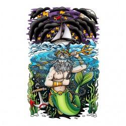 Neptune Sailboat t-shirt...