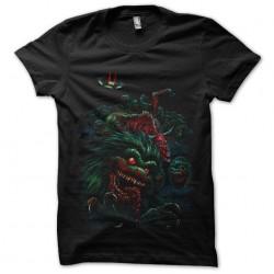 Critters shirt black...