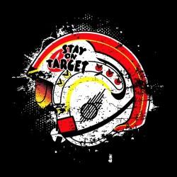 tee shirt Stay on target...