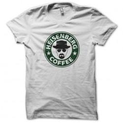 tee shirt heisenberg coffee parodie starbucks  sublimation