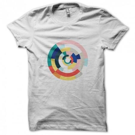 Godblesscomputers white sublimation t-shirt