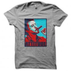 Attitude fight club t-shirt...