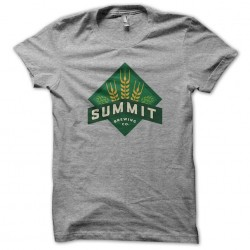 tee shirt Summit brewing...