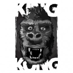 tee shirt king kong...