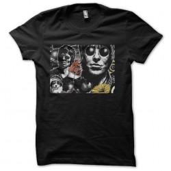 artistic oasis tee shirt...
