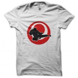 tee shirt kick transparent  sublimation