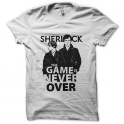 tee shirt sherlok the game...