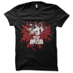 shaun of the dead t-shirt...