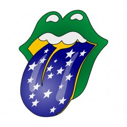 Tee Shirt Brazil Stones...