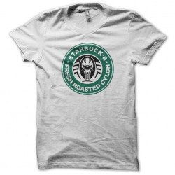t-shirt Starbuck fresh...