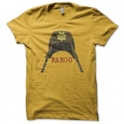Fargo shirt yellow sublimation