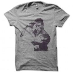 tee shirt Jean Claude Van...