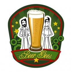 Beer gees t-shirt parody...