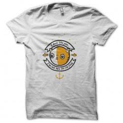 tee shirt chat profiteur  sublimation
