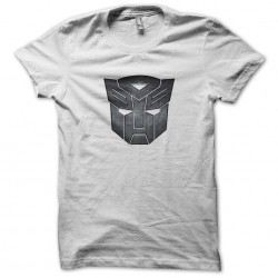 tee shirt transformer logo...