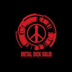 Tee shirt Metal Gear Solid parodie Metal Dick Solid  sublimation