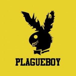 t-shirt plagueboy yellow sublimation