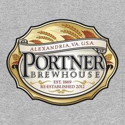 tee shirt portner brewhouse...