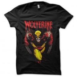 Wolverine t-shirt red...